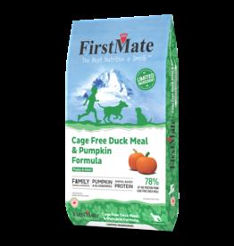 FirstMate Dog LID GF Duck & Pumpkin 25 lb