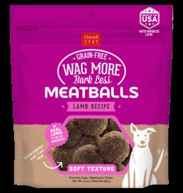 Wag More Bark Less Dog GF Meatballs