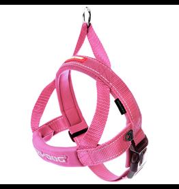 EzyDog Quick Fit Harness Pink Medium