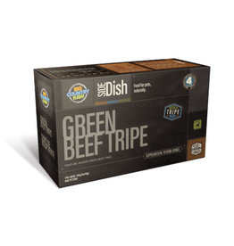 Big Country Raw Pure Beef Tripe Carton 4 x 1lb