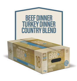 Big Country Raw Grab N Go Country Deal 9 x 2lb