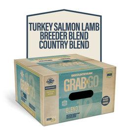 Big Country Raw Grab N Go Mini Blend Deal 3 x 4lb