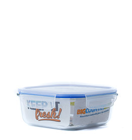 Big Country Raw Glass Food Prep Container 1100mL