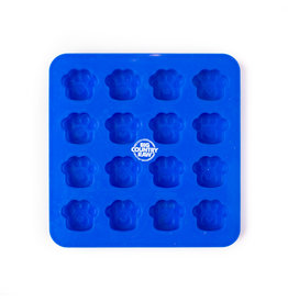 Big Country Raw Silicone Mold - Small Paw