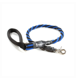 Bungee PupEE Leash 3' Blue/Blk XL Up to 165 lb