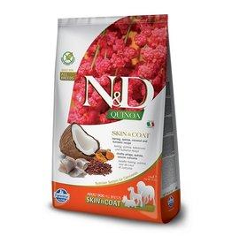 farmina N&D Dog Quinoa Skin & Coat HERRING