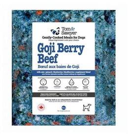 Tom & Sawyer Frozen-Goji Berry Beef 454GM