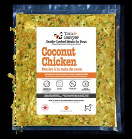Tom & Sawyer Frozen-Coconut Chicken 454GM