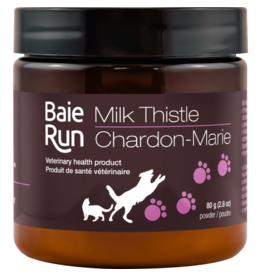 Baie Run Milk Thistle for Dog or Cat - 80 g