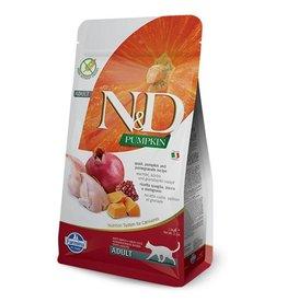 farmina N&D Pumpkin Cat QUAIL 1.5kg