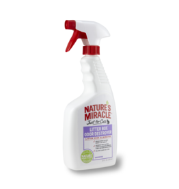 Natures Miracle JFC Litter Box Odor Destroyer 24 oz
