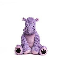 fab dog inc. Floppy Dog Toy - Hippo