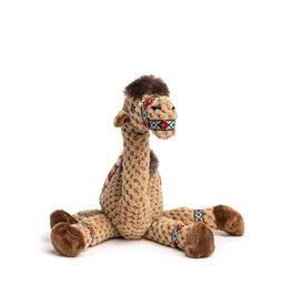 fab dog inc. Floppy Dog Toy - Camel Large