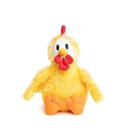 fab dog inc. Fluffy Dog Toy - Chicken
