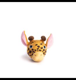fab dog inc. Faball Squeaky Toy - Giraffe