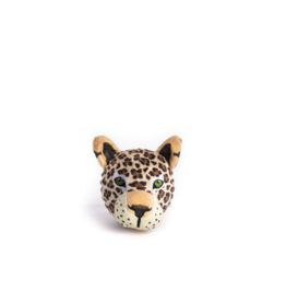 fab dog inc. Faball Squeaky Toy - Leopard