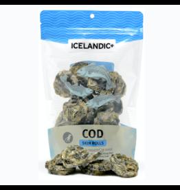 Icelandic+ Cod Skin Rolls 3 oz