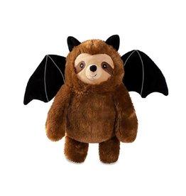 Fringe Studio Bat Sloth Plush Dog Toy