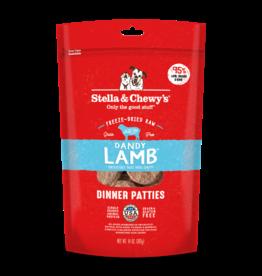 Stella & Chewy's Dog FD Dandy Lamb Patties 14 oz