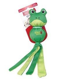 Kong Wubba Friends Ballistic Frog - Large