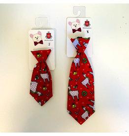 Huxley & Kent Fa La Llama Long Tie