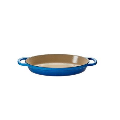 LE CREUSET Signature 0,9 L Plat A Cuisson Ovale Bleuet