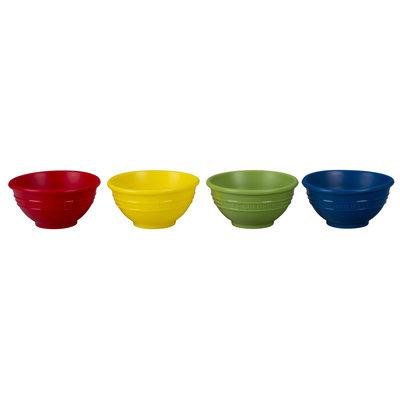 LE CREUSET Ktgad Set 4 Pc Pinch Bowls Multi Colour