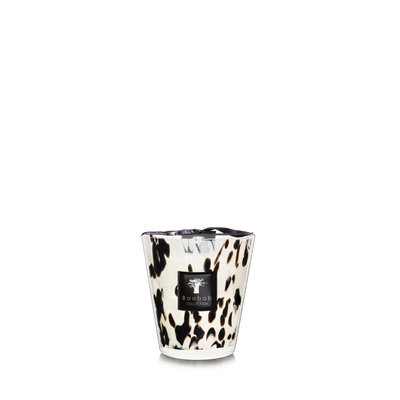 Baobab COLLECTION Black Pearls Candle Max 16