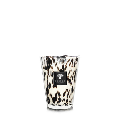 Baobab COLLECTION Black Pearls Candle Max 24