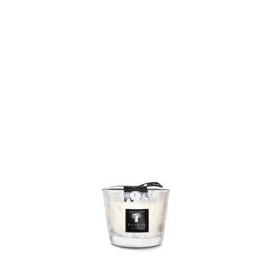 Baobab COLLECTION White Pearls Candle Max 10