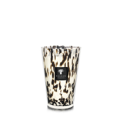 Baobab COLLECTION Black Pearls Bougie Max 35