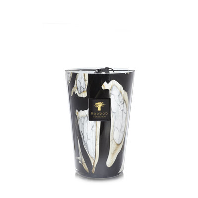 Baobab COLLECTION Stones Marble Candle Max 35