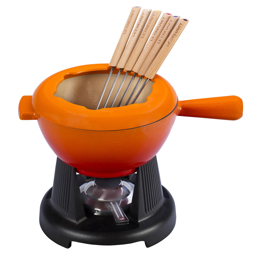 LE CREUSET Classic 2 L Cheese Fondue Flame