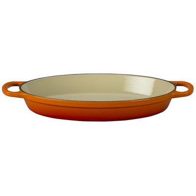 LE CREUSET Signature 1.4 L Oval Baker Flame