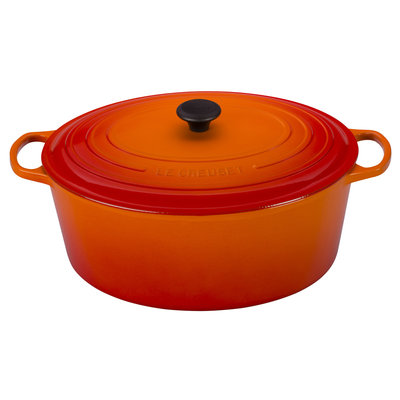 LE CREUSET Signature 13.9 L Goose Pot Flame