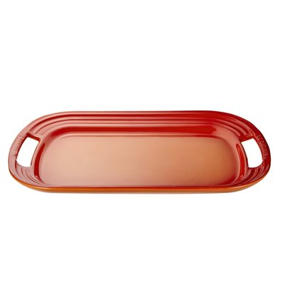 LE CREUSET Original Serving Platter Flame