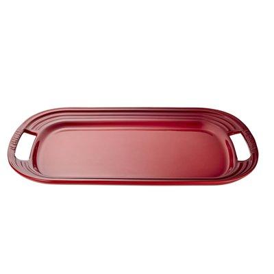 LE CREUSET Original Serving Platter Cerise