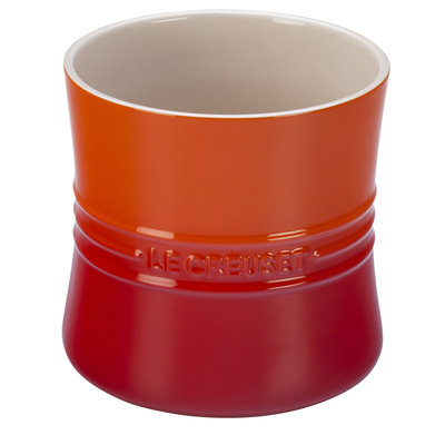 LE CREUSET Classic 2.4 L Utensil Crock Flame