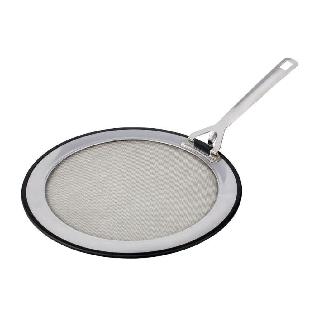 LE CREUSET Ktacc 31 Cm Grille Anti-Éclaboussures