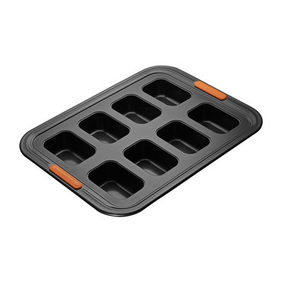 LE CREUSET Nonstick 8 Mini Loaf Cake Tray
