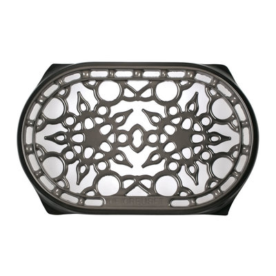 LE CREUSET Classic Deluxe Oval Trivet 27 Cm Oyster