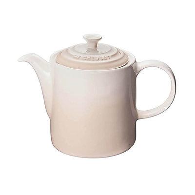 LE CREUSET Classic 1.3 L Grand Teapot Meringue
