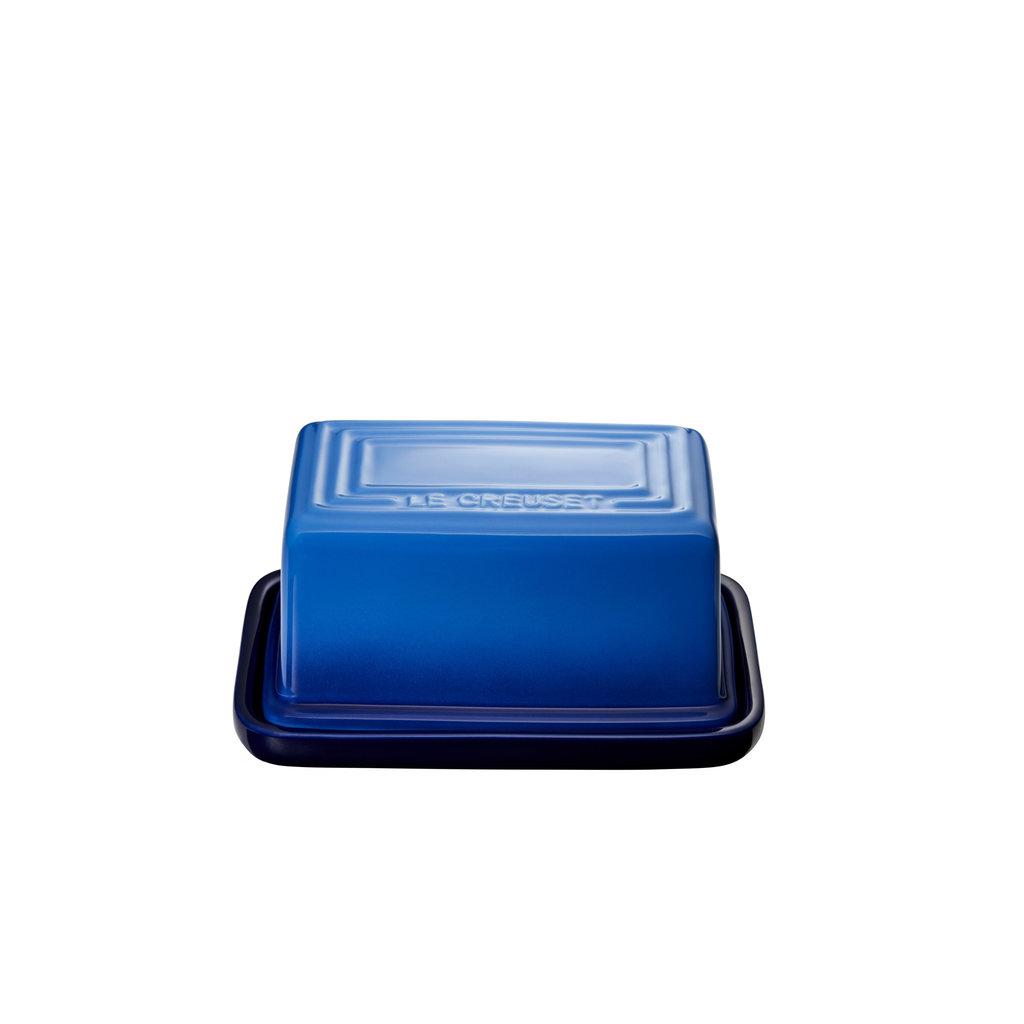 LE CREUSET Classic Butter Dish Blueberry