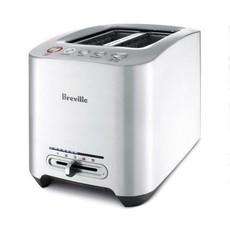 BREVILLE The Die Cast Smart Toaster 2-Slice