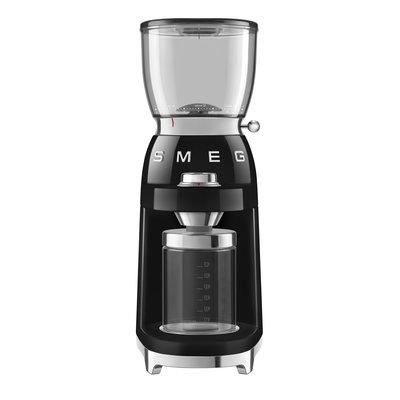 SMEG Moulin À Café Style Années 50 Noir