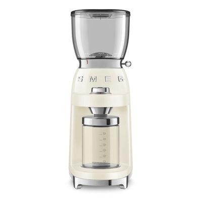 SMEG Moulin À Café Style Années 50 Crème