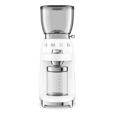 SMEG Moulin À Café Style Années 50 White