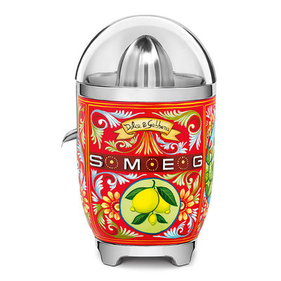 SMEG Citrus Juicer 50'S Style Dolce & Gabbana