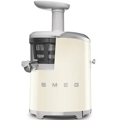 SMEG Slow Juicer 50'S Retro Style Cream