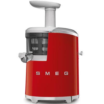 SMEG Slow Juicer 50'S Retro 50'S Style Red